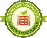questo sito è ospitato da www.hostingsostenibile.it