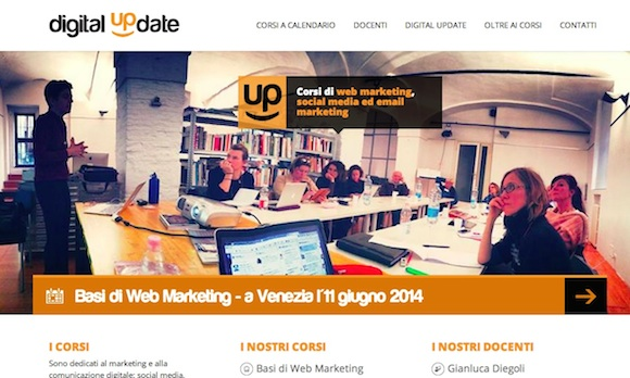 Digital Update nuovo sito