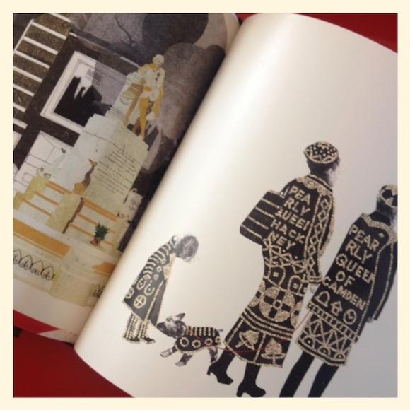 Travel Book London Natsko Seki