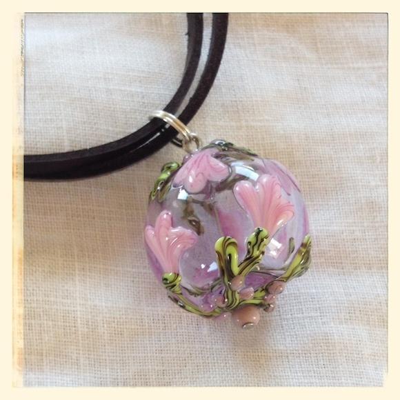 perla di vetro di marisa convento